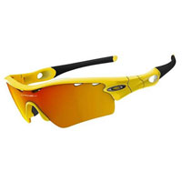Очки Oakley Radar Path Lemon Peel/Fire Iridium Vented